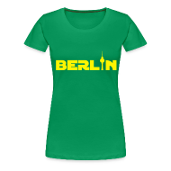 T-Shirts ~ Frauen Premium T-Shirt ~ Berlin (Girlie)