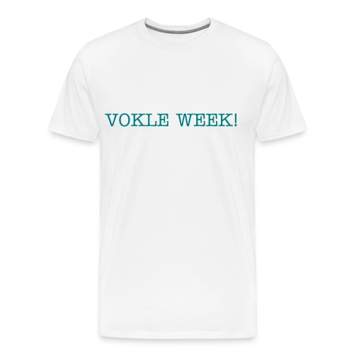 Vokle Week! - Men's Premium T-Shirt