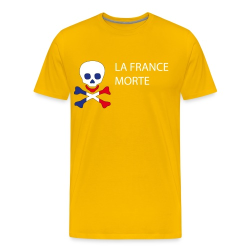 Texte - T-shirt Premium Homme