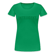 T-shirts ~ Premium-T-shirt dam ~ Smart damtopp