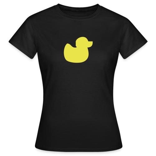 Rubber Ducky - Women's T-Shirt