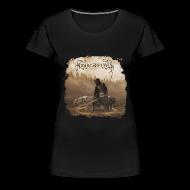 T-Shirts ~ Women's Premium T-Shirt ~ NC Girlie Alpha