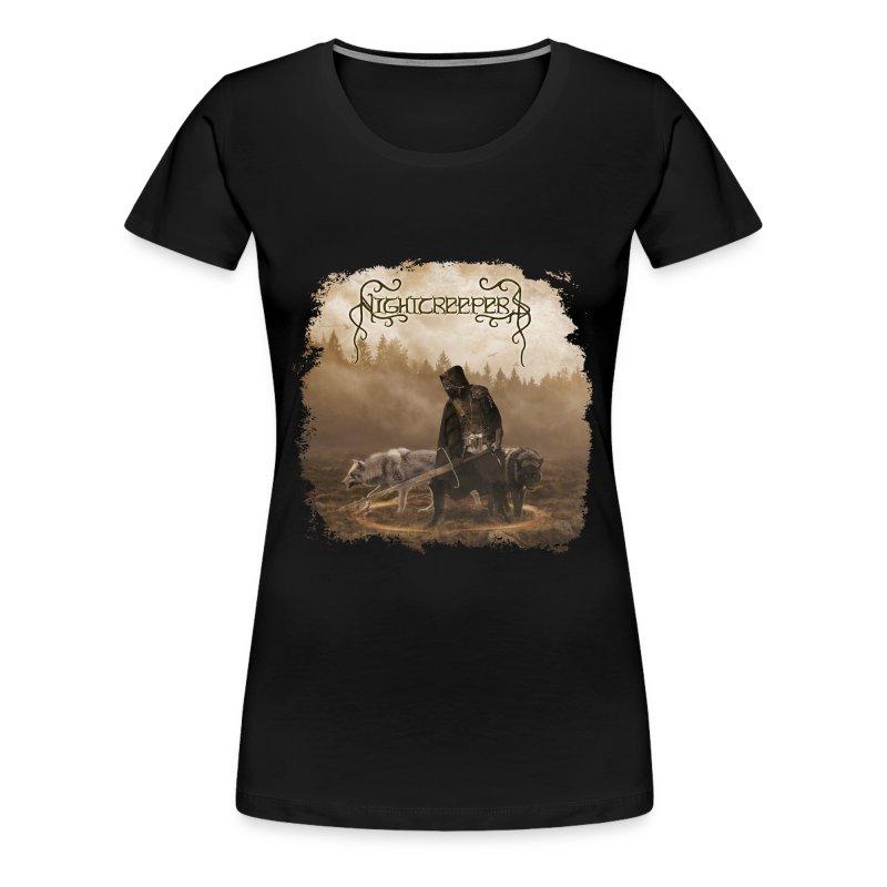 NC Girlie Alpha - Women's Premium T-Shirt