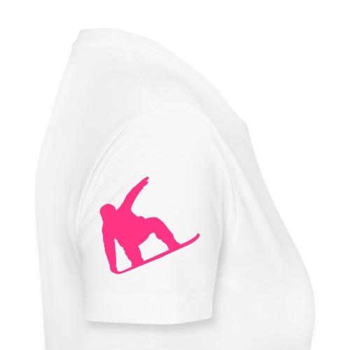 Svamp - t     Winter crew - Premium T-skjorte for kvinner