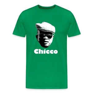 Chicco - Green T-Shirt - Men's Premium T-Shirt