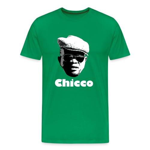Chicco - Green T-Shirt - Men's Premium T-Shirt