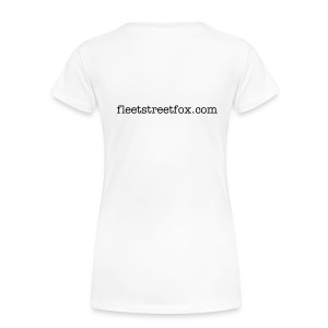 Wankets ladies' tee - Women's Premium T-Shirt