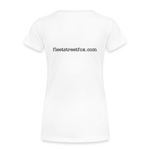 Foxy army ladies' tee - Women's Premium T-Shirt