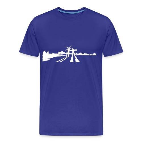 Skifun T-Shirts - Männer Premium T-Shirt