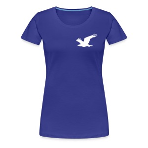 Woman's falcon shirt - Vrouwen Premium T-shirt