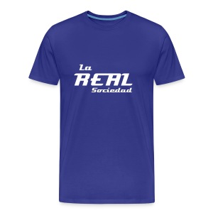 La Real - Real Sociedad - Men's Premium T-Shirt