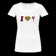 T-Shirts ~ Frauen Premium T-Shirt ~ Kickboxen