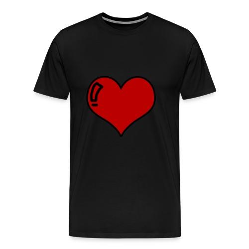 HEARTee - Men's Premium T-Shirt