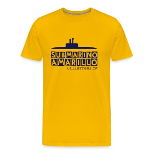 Submarino Amarillo - Villarreal CF - Men's Premium T-Shirt