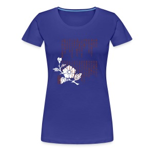Ame ni  Makezu - Women's Premium T-Shirt