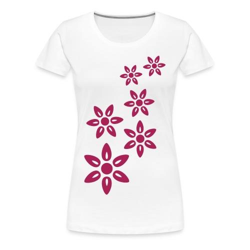Kesäinen paita - Naisten premium t-paita
