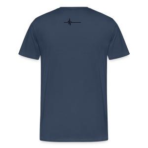 DJ3 Black - Mannen Premium T-shirt