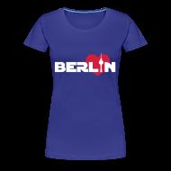 T-Shirts ~ Frauen Premium T-Shirt ~ Love Berlin (Girlie)