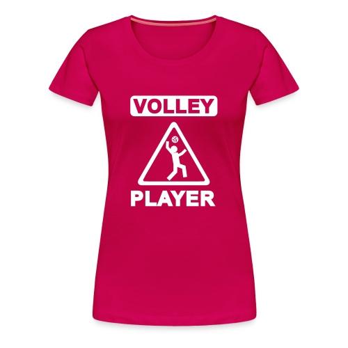 Volleyplayer - Frauen Premium T-Shirt