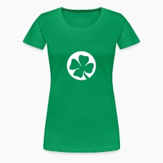 Leaf - St. Patrick's Day T-Shirts