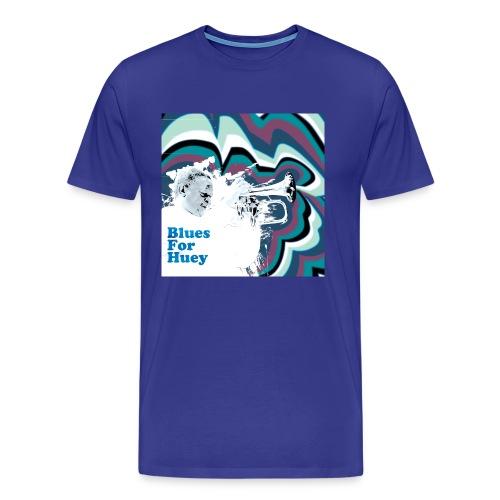 Hugh Masekela - Blues For Huey - Men's Premium T-Shirt