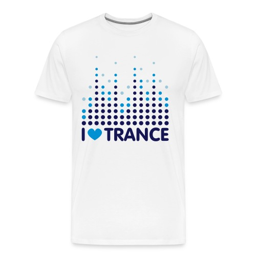 LOVE TRANCE - Men's Premium T-Shirt