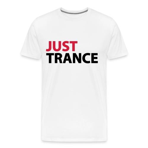 Just Trance - Men's Premium T-Shirt