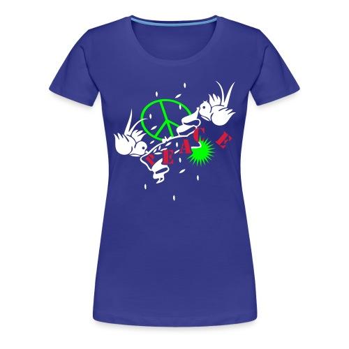 Two Birds Tee Shirt - Women's Premium T-Shirt