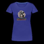 T-Shirts ~ Frauen Premium T-Shirt ~ Artikelnummer 19514767