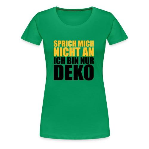 Deko - Women's Premium T-Shirt