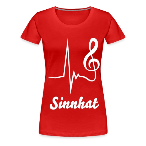 Sinnhat Designs  - Frauen Premium T-Shirt