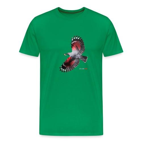 Mauerläufer - Männer Premium T-Shirt