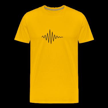 Pulse / soundwave T-Shirts