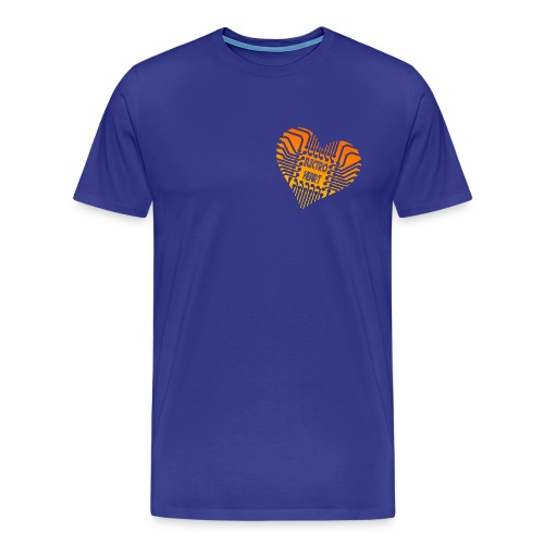 Electro Heart - T-shirt Premium Homme