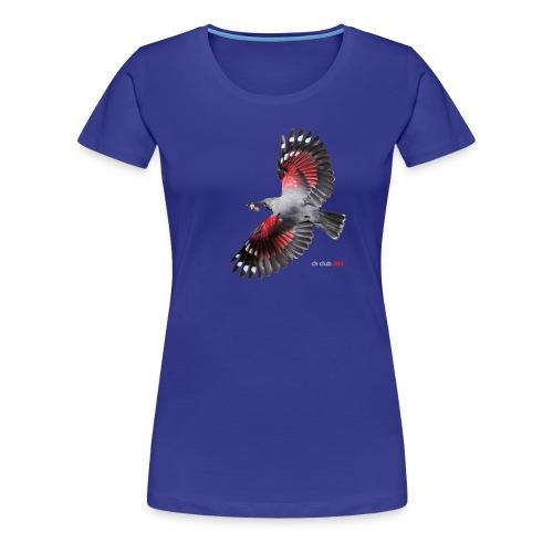 Mauerläufer - Frauen Premium T-Shirt