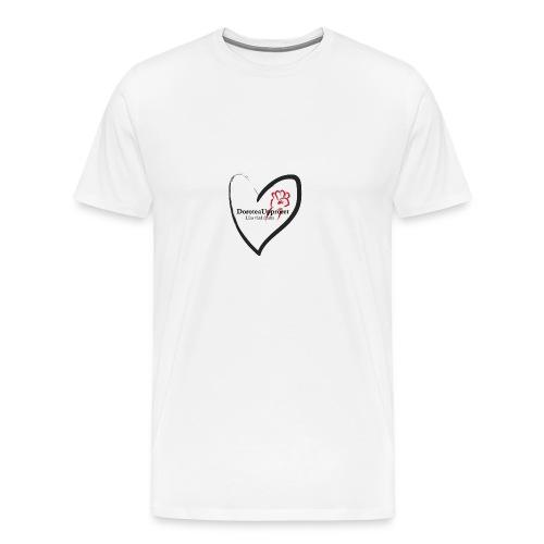 Transparent tryck stor strl- DoroteaUpproret - Premium-T-shirt herr