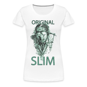 Original Slim - Women's Premium T-Shirt