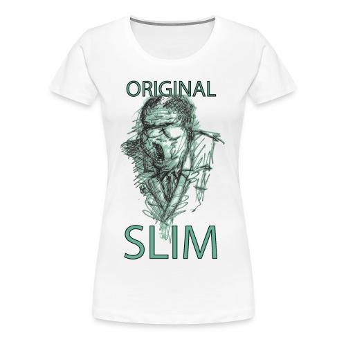 Original Slim - Women's Premium T-Shirt