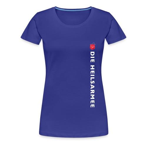 Heilsarmee Type (rot/weiß) - Frauen Premium T-Shirt