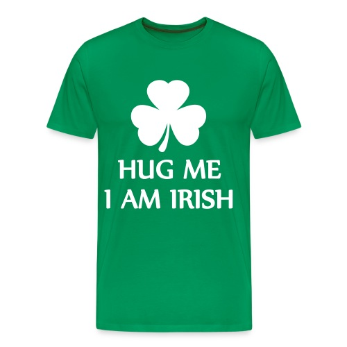 Irish - Premium-T-shirt herr