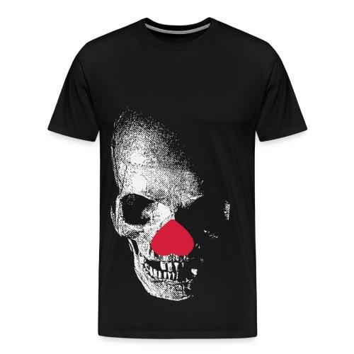 skull&love - Maglietta Premium da uomo