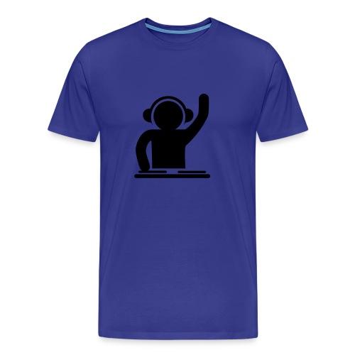 Crazy Dj - Men's Premium T-Shirt