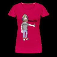 T-Shirts ~ Women's Premium T-Shirt ~ Womens Tee : WB Logo