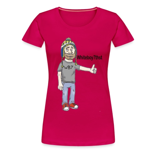 Womens Tee : WB Logo  - Women's Premium T-Shirt