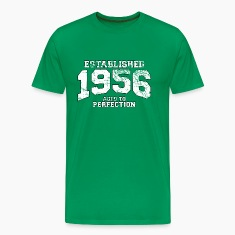 established 1956 - aged to perfection (uk) T-Shirts