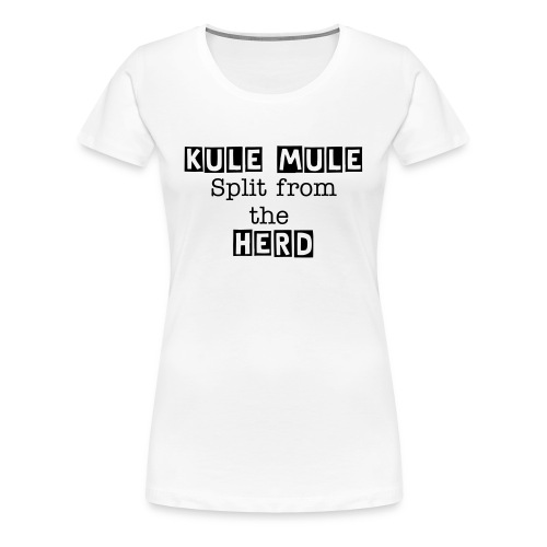 Ladies Tee - Women's Premium T-Shirt