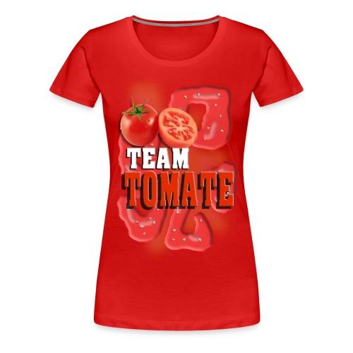 Team Tomate - Frauen - Frauen Premium T-Shirt