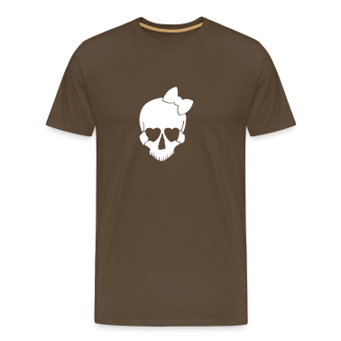 Female Skull T-Shirts
