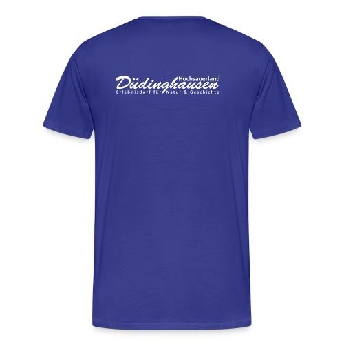 Sonderexemplar für Helfer - Männer Premium T-Shirt