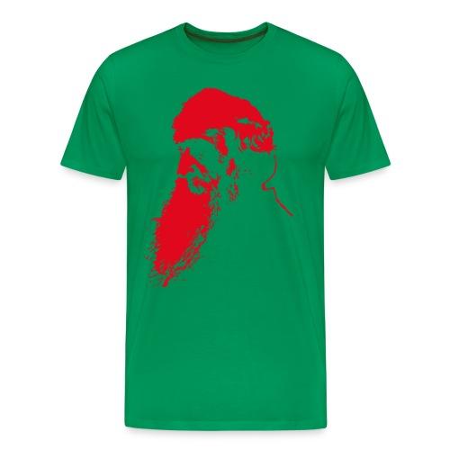 William Booth - mit Rückendruck (rot) - Männer Premium T-Shirt